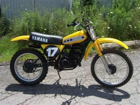 vintage yamaha motocross bikes yamaha 125 vintage motocross bikes