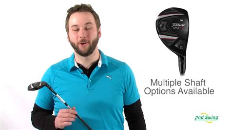 2nd swing reviews titleist 913h hybrid review youtube