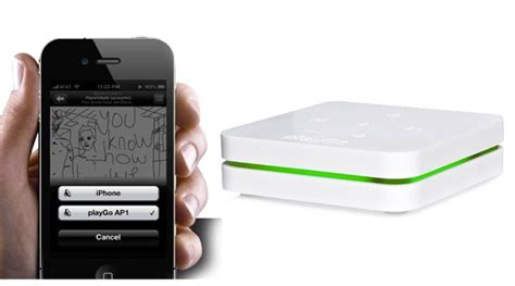 format audio airplay playgo ap1 airplay receiver hits kickstarter video