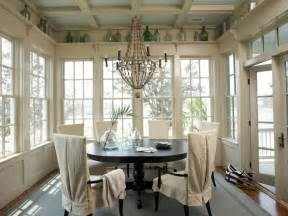 sunroom dining room sunroom design cottage dining room tammy connor