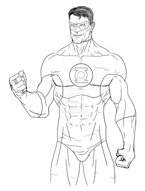 Green Lantern Coloring Pages Only Coloring Pages Color Chkids Green Lanter