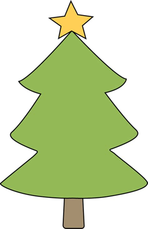 blank christmas tree clip art blank christmas tree image