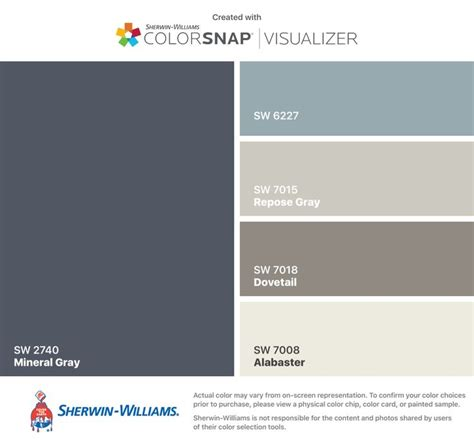 sherwin williams color visualizer app the 25 best sherwin williams alabaster ideas on