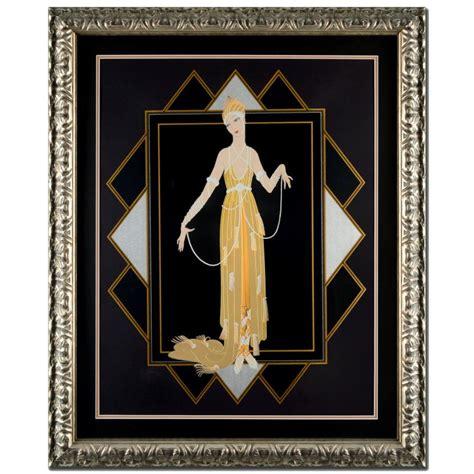 artist erte biography quot florida pearl dress quot art deco erte gallery 198414