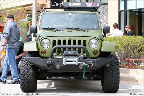 jeep spray in bedliner jeep wrangler jk sprayed with bedliner benlevy
