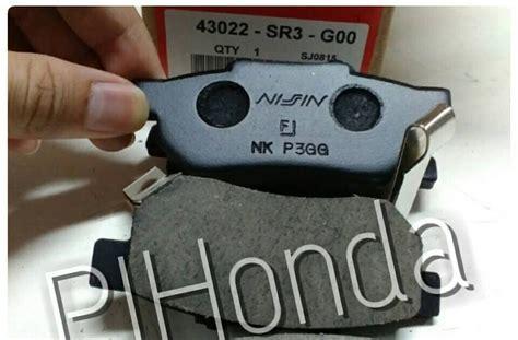 Casing Remote Kunci Honda Civic Fd2accord Freed jual harga kas rem belakang honda jazz rs freed dan city genuine pinassotte