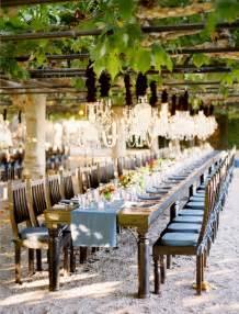 Garden party 3 elegant dinner