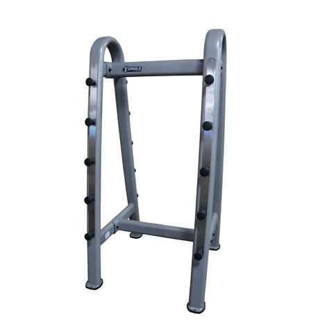 Curl Bar Rack by Barbell Rack Torque Fitness