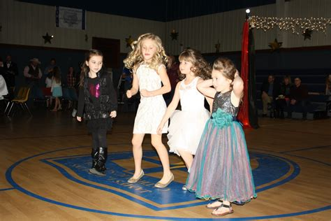 daddydaughter dance james  collins catholic school corsicana tx
