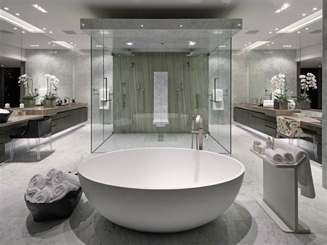 large bathrooms home on celebrity studded oriole way