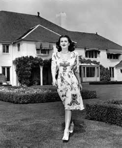 Joan bennett french provincial style mansion 8 joan bennett french
