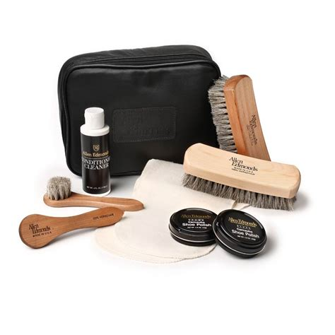 allen edmonds leather shoe care kit