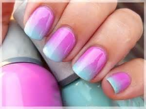 Ombre Design How To Create An Ombre Nail Design