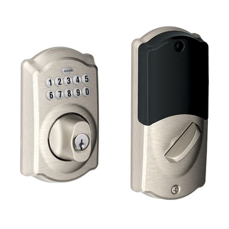 schlage be369nx nexia home security camelot keypad
