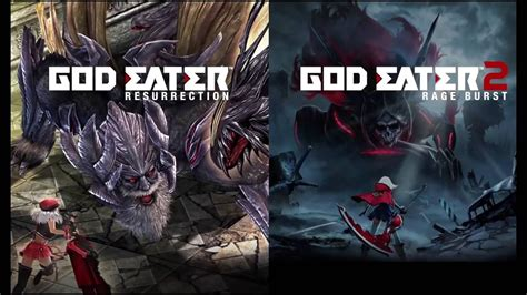 god eater 2 god eater 2 rage burst pc technical review pc