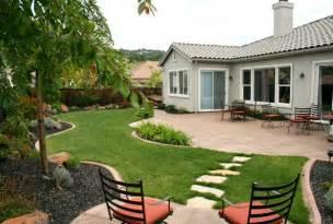 small patio ideas budget: backyard privacy hedge ideas small backyard landscaping ideas