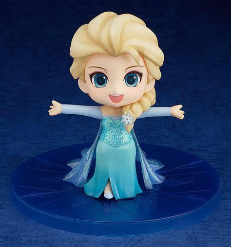 Frozen Pop Figure Chibi Isi 5 Fig 0352 crunchyroll nendoroid quot frozen quot elsa goes on sale