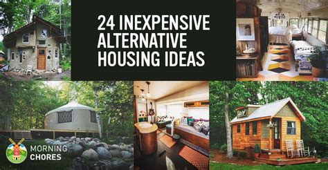 alternative housing alternative housing 24 realistic and inexpensive alternative housing ideas