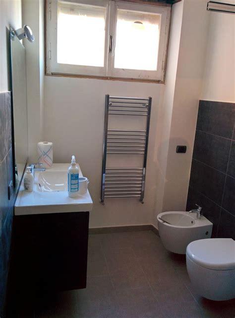 bagno secondario  rivestimento  parete  media altezza