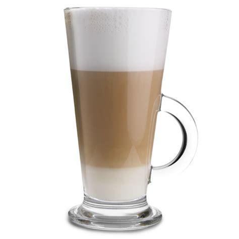 Gelas Latte latte glasses 10oz 290ml