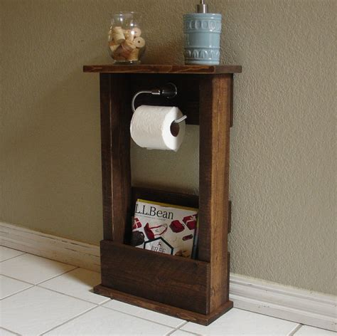 bathroom toilet paper holder ideas toilet paper holder stand with top shelf and storage pocket