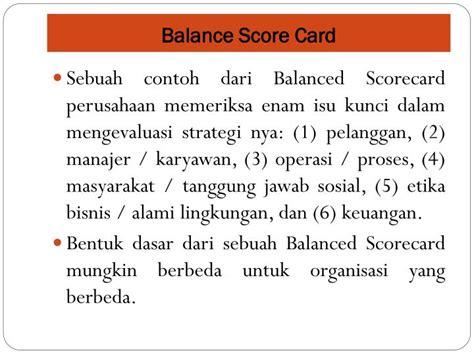 Menciptakan Balanced Scorecard Untuk Organisasi Jasa Keuangan Ori ppt evaluasi strategi powerpoint presentation id 3610140