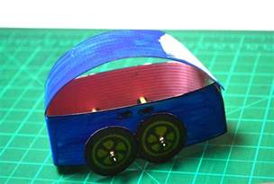 Make A Paper Car - how to make a paper car with pictures wikihow