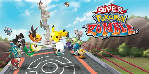 super pokemon rumble nintendo ds games nintendo
