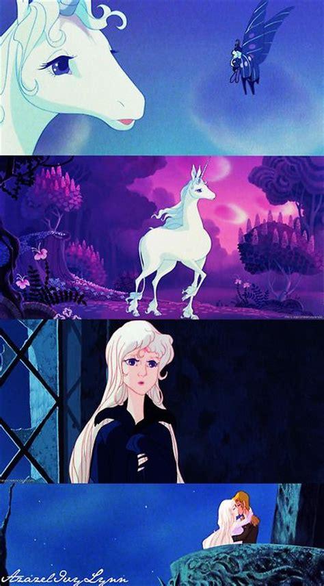 film fantasy unicorni the last unicorn film the last unicorn pinterest