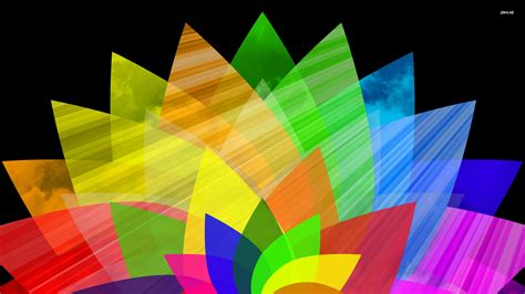 colorful x wallpaper colorful flower wallpaper abstract wallpapers 402