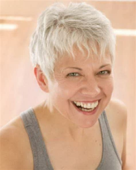 short hair for over 50 that is young looking short pixie hairstyles for women over 50