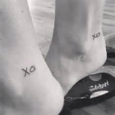 xo tattoo meaning best 25 matching cousin tattoos ideas on