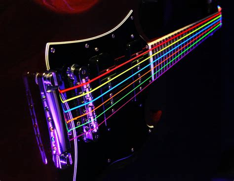 colored bass strings reading and understanding the rocksmith fret for a