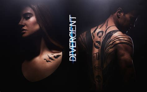 divergent tattoos tris tris four divergent wallpapers hd wallpapers id 14300
