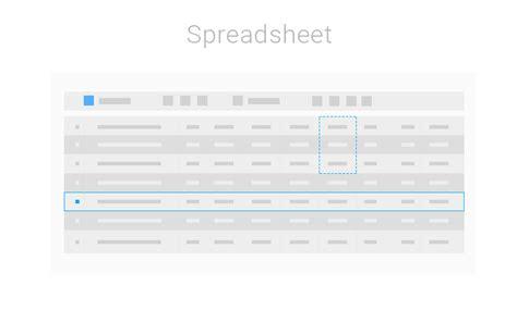 Spreadsheet Javascript by Web Based Javascript Spreadsheet Software Dhtmlxspreadsheet