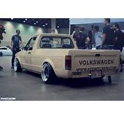 Slammed Vw Rabbit Pick Up