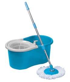 rinnovare mop floor cleaner blue plastic buy