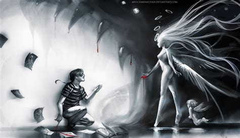 anime art dark dark anime sakimichan mad 1900x1098 wallpaper high quality