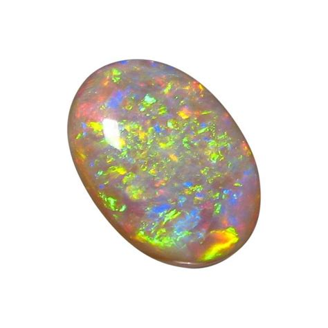 white opal crystal 6 95 carat crystal opal stone unset crystal opals