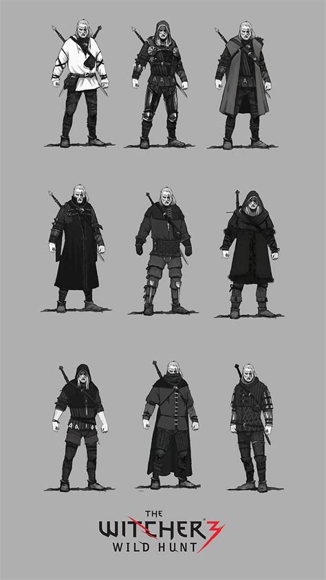 The Witcher 3 armor - The Official Witcher Wiki