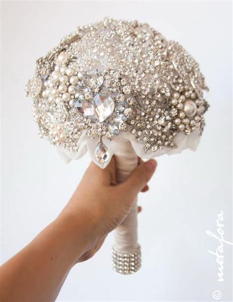 Bridal Bouquets For Sale by Sale Diamante Brooch Bouquet Bridal Bouquet Wedding