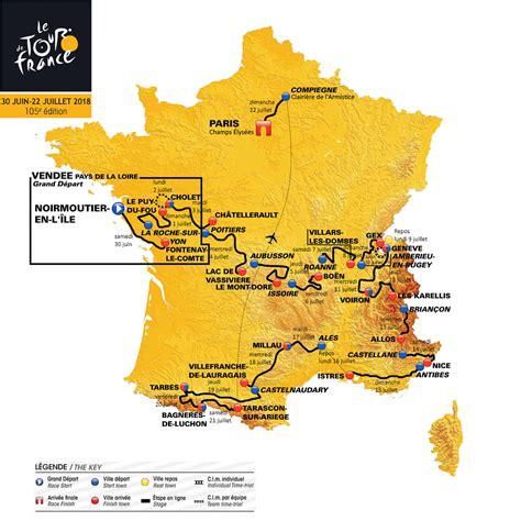 france 2018 tourist 9782067224520 tour de france 2018 route cycling
