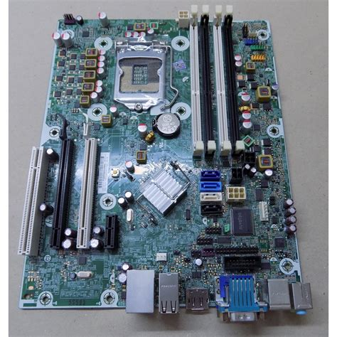 Mainboard 1155 Sockel by Mainboard Hp Compaq 8200 Elite 611834 001 Intel Sockel 1155 Ddr3 Sata