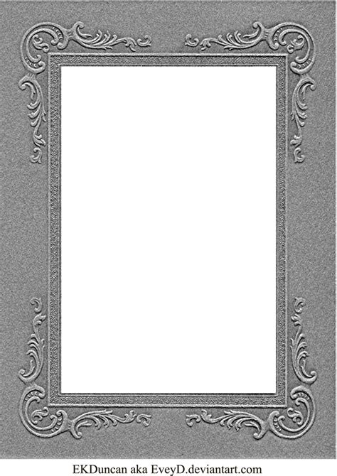 photo frame card template vintage cabinet card photo frame pressboard 1 by eveyd on
