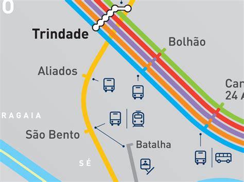 metro porto portogallo official map metro do porto portugal porto transit