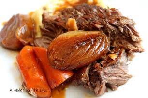 best pot roast a feast for the pot roast with mashed