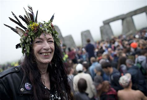 summer solstice brings festive parties across the globe