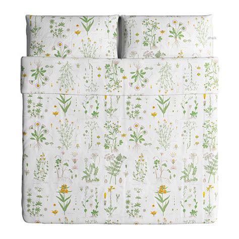 Duvet Cover Size Ikea Strandkrypa King Duvet Cover Pillowcases Set