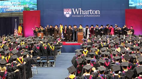 Upenn Search Of Pennsylvania Commencement 2015