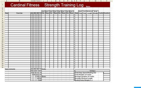 printable workout log weight lifting search results printable workout logs search results calendar 2015